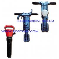Air Leg YT28 pneumatic rock drill for drilling works in aquarries