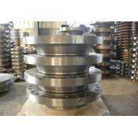 China Forged WN Steel Pipe Flange , butt weld carbon steel Pipe fittings on sale
