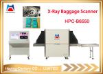 View larger image Typical X RAY baggage scanner