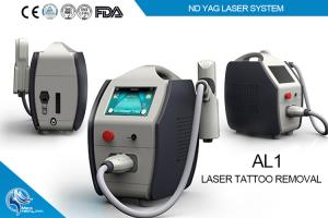 China 500 W OEM / ODM Q-Switched Nd Yag Laser Machine 1064 nm 532nm Nd Yag Laser on sale