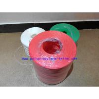Split Film Fibrillate 27000 Denier Banana Twine Lashing Packing Rope SGS Certification