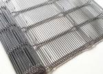 Rod Pitch 8MM Stainless Steel Wire Mesh Conveyor Belt For Pizza Furnace