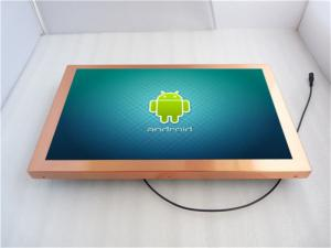China Wifi Quad Core 27  Built-in PC Monitor Android 4.2 With 8G Memory Card on sale