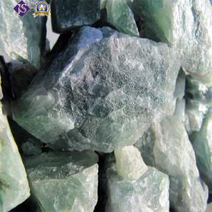 China Metallurgy Grade CaF2 60%-80% 10-70mm/10-60mm Fluorite Lump on sale