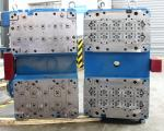 1000K Shot PE Overmolding Injection Molding With S136 Cavity