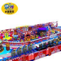 kids game soft play area indoor amusement park playground equipment