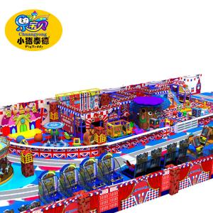 China kids game soft play area indoor amusement park playground equipment on sale