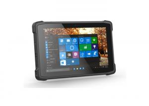 China Dual Band WIFI Windows Rugged Tablet Pc Continuously Working 8-10 Hours on sale