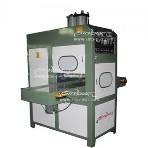 China Automatic shuttle way pvc  welding machine on sale