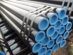 API 5L ASTM A106 GRADE B Seamless Steel Pipe For Oil And Gas Line