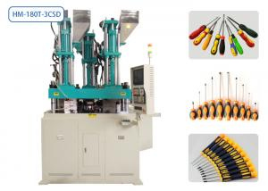 China Servo Energy Saving Injection Molding Machine 180T For Screw Driver Handle on sale