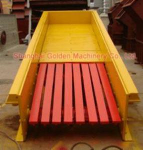 China Stone Vibrating Feeder on sale
