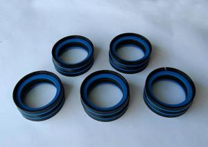 China TPU Silicone Rubber Washers For Forklifts , KDAS Polyurethane Piston Seal on sale