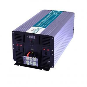 China solar power inverter with soft start 24v 220v 4000W pure sine wave  off grid DC to AC power inverter on sale