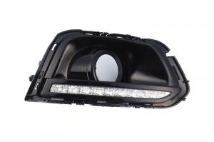China 6000 - 6700K 12V LED Day Lights fog lamp For Ben teng BESTURN X80 2013 - 2015 on sale