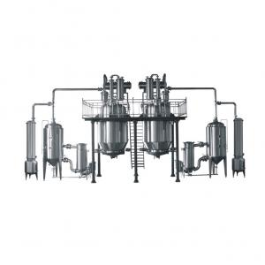 China Stevia Sugar Plant Sugar Herb Extraction Machine In Stevia Sugar Production Line on sale