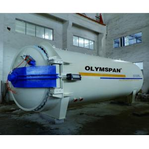 China Full Automatic ASME Composite Autoclave For Aerospace And Automotive on sale