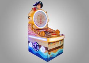 China Pirate Animation Lucky Redemption Game Machine For Arcade Various Color on sale