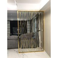 Cooper  Metal Laser Cut Panels Color stainless steel screens For Facade Wall Cladding  Curtain Wall Ceiling  304 316