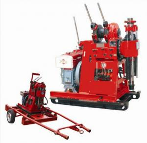 China XY-1 small water well drilling machine for sale, well water drill rig on sale