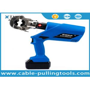 China Cordless hydraulic battery powered resource auto cable ferrules crimping tools HL-300 on sale