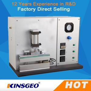 China 12 Months Warranty Automatic Servo Plastic Testing Machine Seal Strength Tester with 0~0.8Mp Pressure on sale