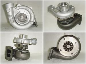 China OE Standards OEM Service Small Diesel Car Komatsu Turbocharger Replacement (TA3137 314317) on sale