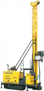 China HYDX - 5a Core Drill Rig Full Hydraulic Drilling Rig For Drilling Coal Bed Methane , Water Well on sale