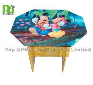 China Cardboard Table Sets Corrugated Cardboard Furniture For Home And Office on sale