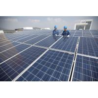 72 Poly Silicon Cells 280 Watt Solar Panel Kit For Grid Energy System