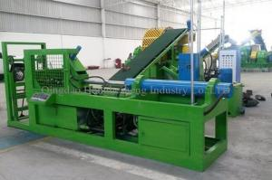 China Waste Tyre Rubber Granule Making Machine / Used Tire Shredder Equipment / Old Tyre Recycling Machine on sale