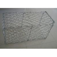3mx1mx1m hot dipped galvanized hexagonal wire mesh /gabion box/gabion