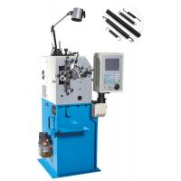 Low Noise 0.1mm To 0.8mm Wire Diameter Automatic CNC Spring Machine