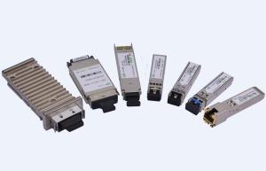 Quality 1590nm 10G SFP + Module / CWDM Gigabit Ethernet Optical Transceiver Module for sale