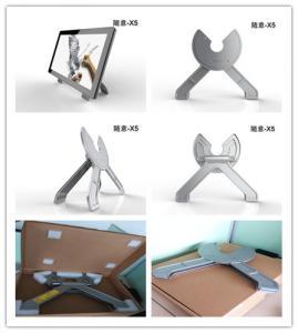China Suporte ajustável personalizado do monitor das cores para o monitor do Desktop on sale