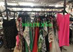 Wearable Second Hand Fashion Clothes Used Ladies Silk Blouses For Summer