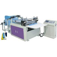 Multi Color  Spunbond Non Woven Fabric Cutting Machine With Speed 20-120m/Min