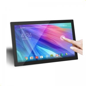 China Clocked 1.6G Touch Screen All In One PC Freely Installed APP Applications on sale