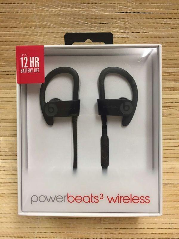 312e5c72f7f Beats by Dr. Dre Powerbeats3 Wireless Ear-Hook Wireless Headphones - Gold  made