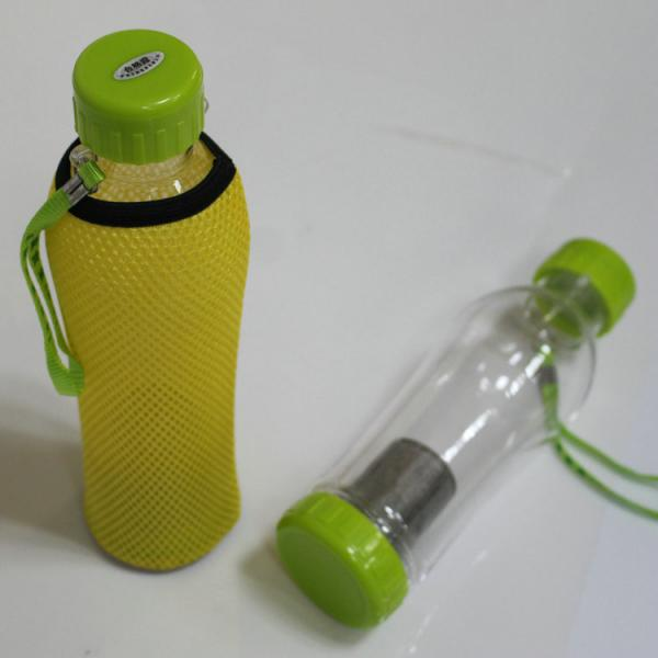 Portable Airtight Alkaline Water Flask PC Plastics / 350ml