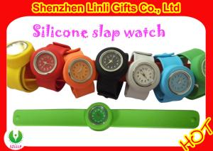 China Promotional slap watches for kids on sale