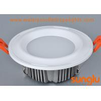 China SMD 2835 / COB 9w LED Downlight Dimmable No Flicker For Ceiling Decoration on sale