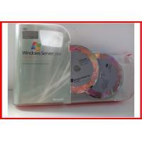 China Windows Server 2008 standard 100% activation 5 Cals for sever software on sale