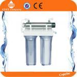 Fase UV do filtro de água 2 do agregado familiar do sistema do purificador da água