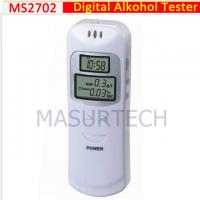 China Dual Digital Alcohol Tester MS2702 on sale