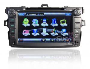 China Toyota Corolla DVD Navigation on sale