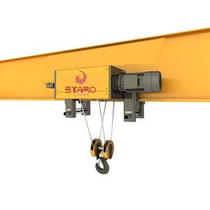 China Safety and reliability over 10 tons overhead crane supplier