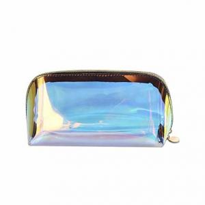 China Luminous TPU Toiletry Wash Bag Crystal Candy Color Beauty Multi - Functional on sale