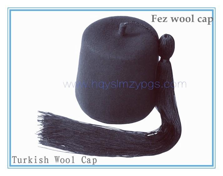 Fez wool cap / Turkey wool cap / wool cap / Fez cap / Size