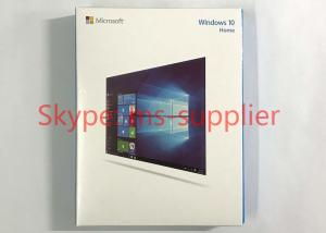 Quality Windows 10 Home Retail Full Versiob Pack Full Version with 3.0 USB OEM Key for sale